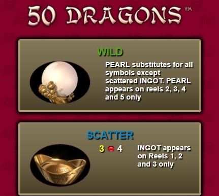 50 Dragons Wild