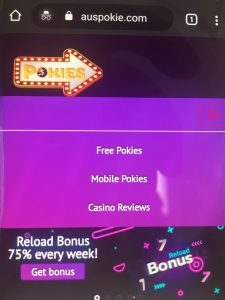 Play Mobile Pokies