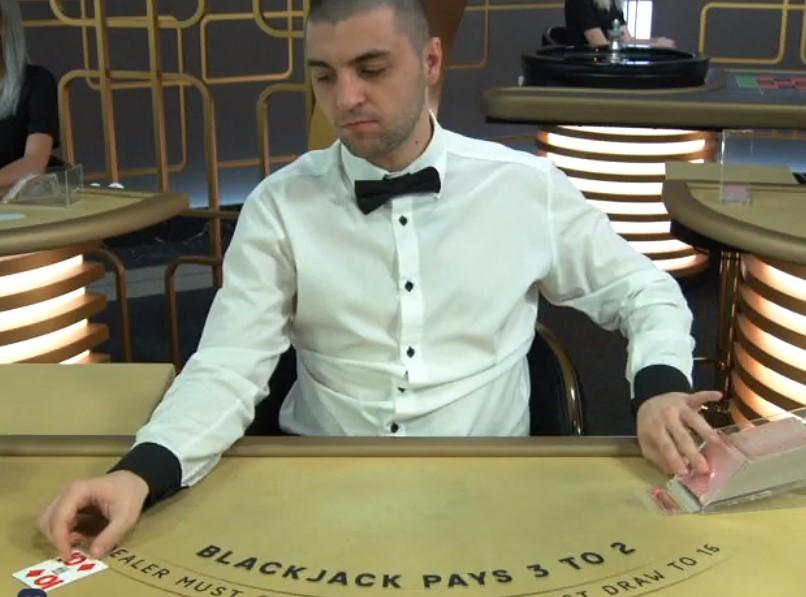 Blackjack online Australia 2020